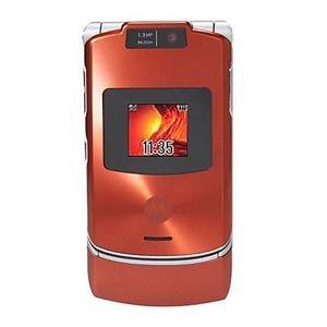 Motorola V3xx Unlocked GSM Flip Phone with 1.3MP Camera, ...