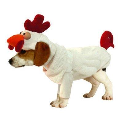 Costume Dog Et (Rooster Dog Halloween Costume,)