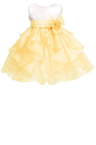 banana bridesmaid dresses - 2