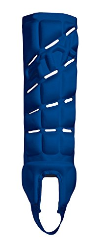 STX Field Hockey Contour Shinguard, Royal, Large