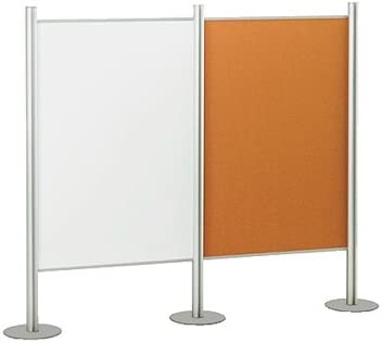Soporte para mampara modulares 195x50 cm: Amazon.es: Oficina y papelería