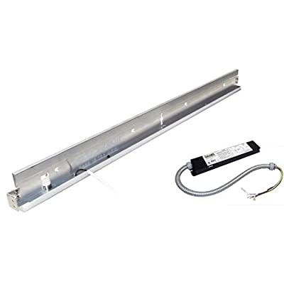 Image of Commercial Lighting Fulham FHEZ10A24 24' EZ Exit T-Grid LED Emergency System, White