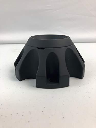 Vision Wheels C416SB-65V Satin Black Wheel Center Cap