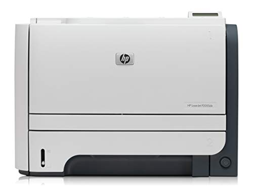 - HP LaserJet P2055dn Workgroup Laser Printer Network - CE459A (Renewed)