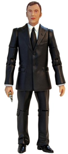 "Doctor Who Series 3: The Master- 5"" Poseable Action Figure"