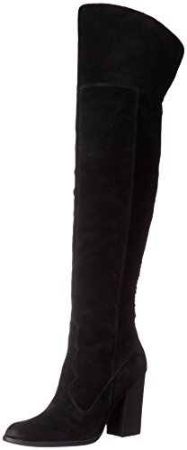 Dolce Vita Women's Cliff Western Boot Black