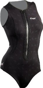 Cressi TERMICO LADY, 2mm Premium Neoprene Thermal Swimsuit for Women quality since 1946  2/Small