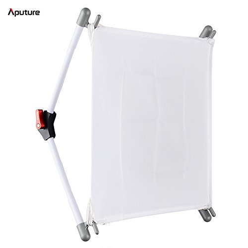 Aputure Easy Frost Photo Studio Diffuser Cloth Kit Portable with Carrying Bag for Amaran AL-528 & HR-672 S/ W/ C LED Video Light by Aputure