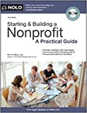 img - for Starting & Building a Nonprofit: A Practical Guide 4th (forth) edition Text Only book / textbook / text book