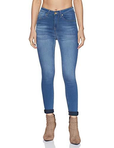 Amazon Brand – Symbol Women's Skinny Fit Jeans