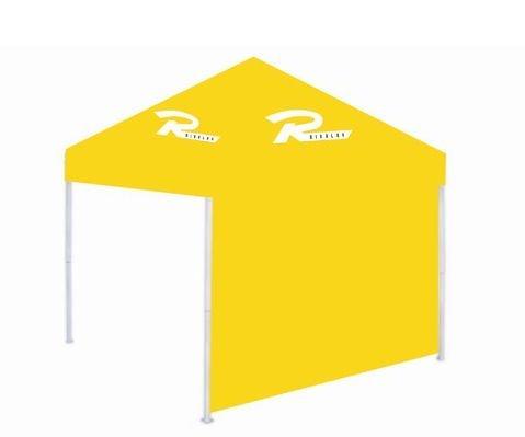 大きさテレビを見る有能なRivalry RV510-1116 Canopy Sidewall - Light Yellow