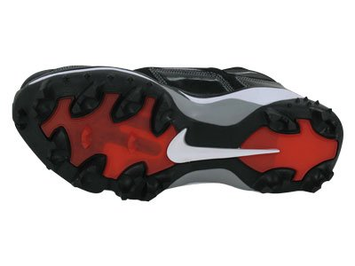 Nike Zoom Kode Pro Hai Brede Fotball Cleats Svart / Hvit