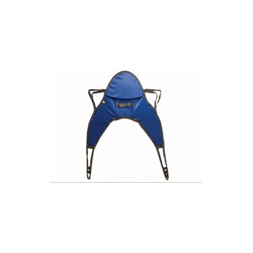 - Hoyer Compatible Padded Slings, EA, With Head Support, Large, 500 Lbs. Weight Capacity (Best Fit 19