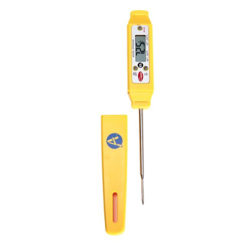Cooper-Atkins DPP400W-0-8 Waterproof Digital Pen Style Thermometer, Reduced Tip by Cooper