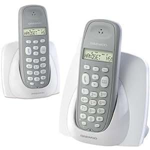 Daewoo DTD 1000 DUO - Teléfono Fijo
