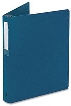 """Lot of 12 3 Ring Binders 1-1//2in/"""" Inch Ring Size 11 x 10 Inches Dark Blue Blue"""