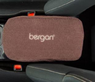 Bergan Center Console Protective Cover, Mole' Brown