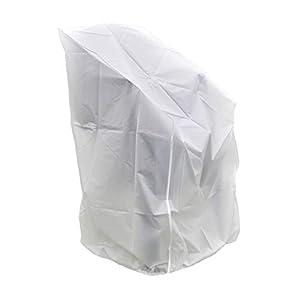Funda protectora para sillas apilables de tejido PEVA
