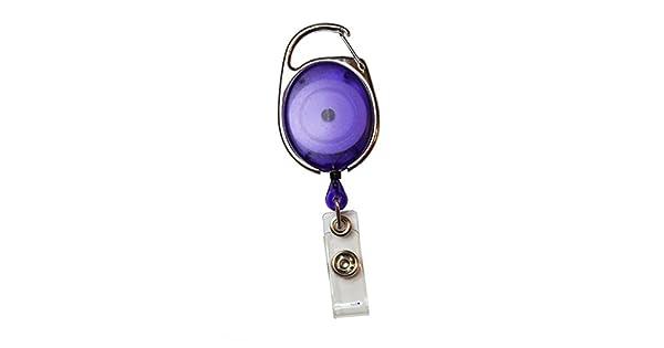 Amazon.com: ID Card It Premier Yo Yo púrpura carrete ...