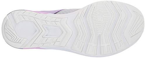 New Balance Women's FuelCore Nergize V1 Sneaker, Light Aluminum/Reflection/Dark Violet, 9.5 D US