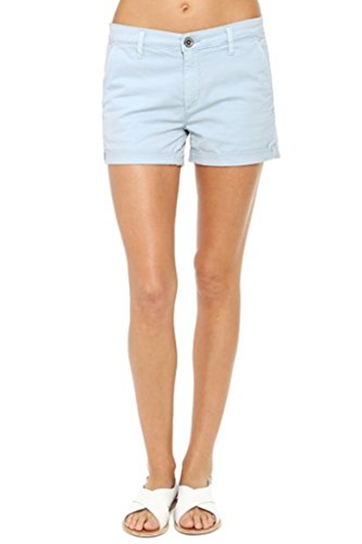 Ag Crystal - AG Tristan Twill Short, Sulfer Pale Crystal, Size 28
