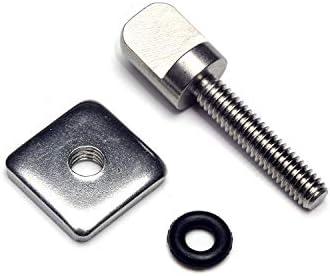 Finnenschraube Set USBox JP Air SUP Finne Large 10/'/' Plättchen inkl