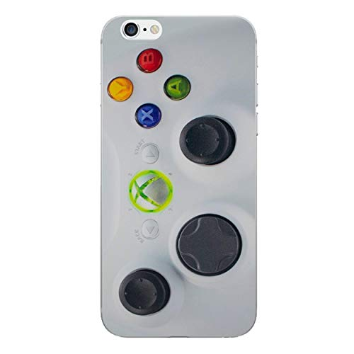 onsole Controller Silicone Phone Case/Gel Cover for Apple iPhone 6S 6 (4.7