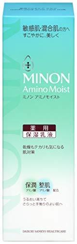 第一三共ヘルスケア ミノン アミノモイスト 薬用 保湿乳液 アクネケア ミルク 100g × 5個セット B07Q6C86LY  100g × 5点