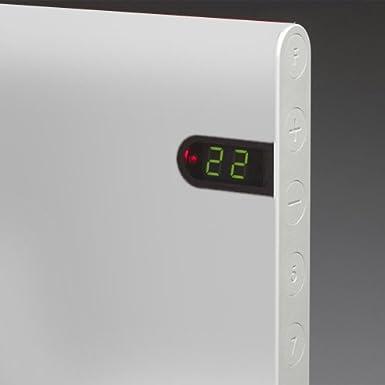Adax Neo Plata pared convector de ahorro de energ/ía 200/mm de altura pared convector calefacci/ón el/éctrica 1000 wattsW