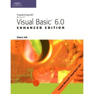 Programming with Visual Basic 6.0, Enhanced Edition-TEXTBOOK ONLY