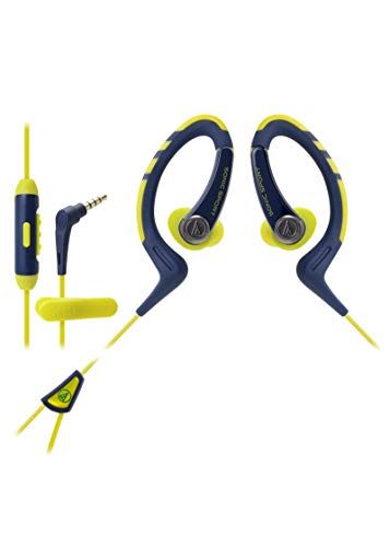 Audio Technica Sporting Inner Ear Headsets for Smartphone Wired Headphones