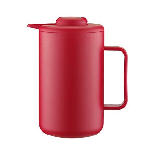 (Bodum Plastic Bistro Thermo Jug, Red)