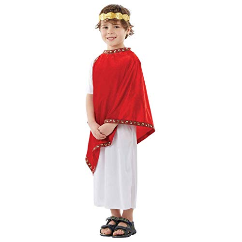 fun shack Boys Roman Emperor Costume Kids Fun