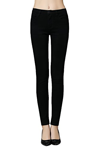 Skinny ZLZ Womens Stretch Leggings product image