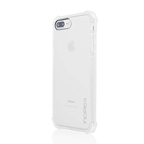 iPhone 8 Plus Case, iPhone 7 Plus Case, Incipio iPhone 8 Plus /7 Plus Case Repreive(Sport) Shockproof Clear Rugged Protective Tough Shock and Impact Absorption + Scratch Resistant Cover -Clear