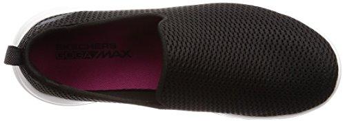 Skechers Performance Women's Go Walk Joy Walking Shoe,black/white,5 M US by Skechers (Image #8)