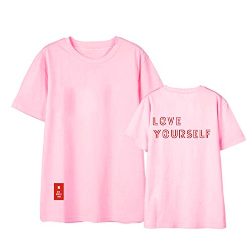 Love Per Jung Jook Tshirt Top Yourself V Seraphy Rosa shirt Shirt Bts Jimin Army Boys T Unisex Bangtan Kpop T CxBeoQWrd