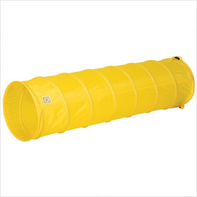 Pacific Play Tents Find Me 6' Tunnel - Yellow