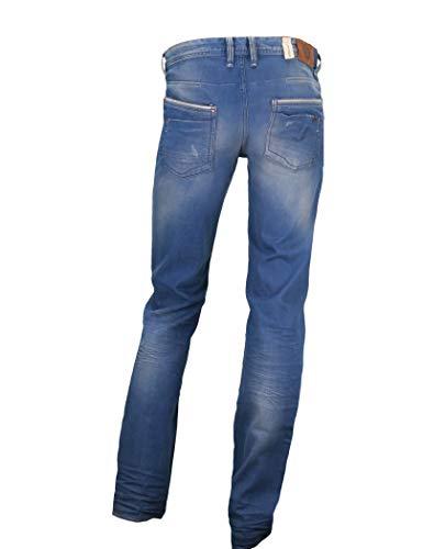 Hommes Japan Bleu Blue Vintage Jeans Rags Pantalon Pour IgCRnXgwrq
