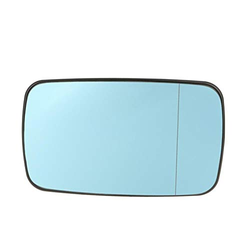 Blue Left Right Side Car Glass Heated Rearview Mirror for sale  Delivered anywhere in USA