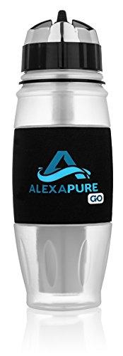 Pro Filtration (Alexapure Go Water Filtration System 28 oz Sport Bottle)
