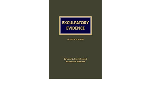 what is exculpatory evidence