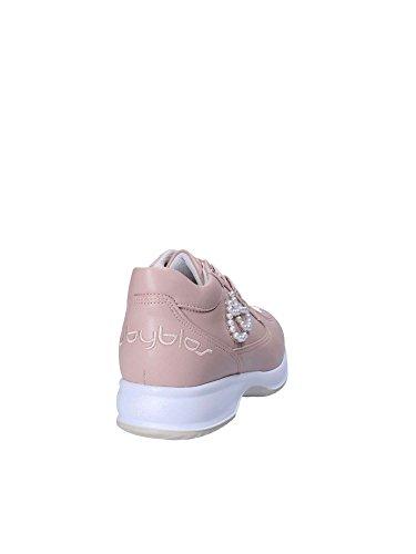 Pink Byblos Sneakers 682002 blu Women xwRRBSqn