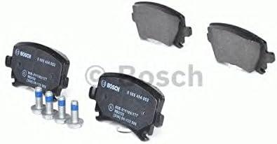 Bosch 0986494053 Bremsbelagsatz f/ür Scheibenbremsen