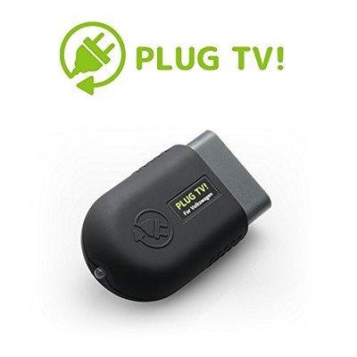 【CodeTech】PLUG TV 走行中にも視聴が可能 TVキャンセラー|フォルクスワーゲン ゴルフ7 ヴァリアント オールモデル 5G B073VH14Q4