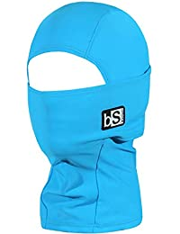 BLACKSTRAP Kids The Hood Dual Layer Cold Weather Neck Gaiter and Warmer for Children, Turquoise