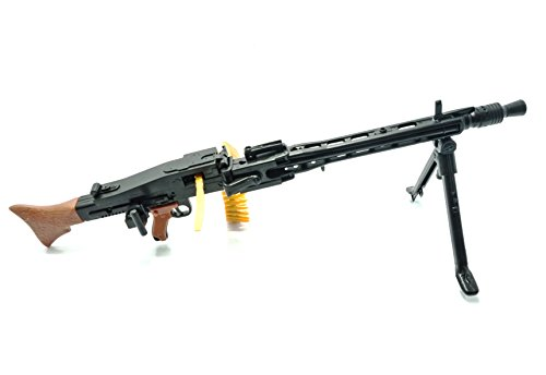 1/6 Scale MG42 General Purpose Machine Gun WWII Germany Army Fit For 12