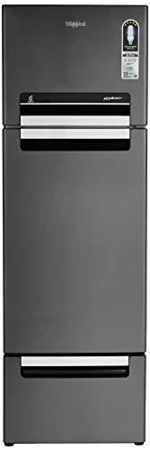 Whirlpool 330 L Frost-Free Multi-Door Refrigerator (FP 343D PROTTON ROY, Steel Onyx)