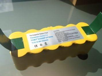 Enova® Batería Premium 3500 mAh para iRobot Roomba 765 + ...