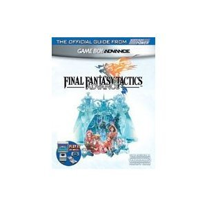 Final Fantasy Tactics Advance Player's Guide